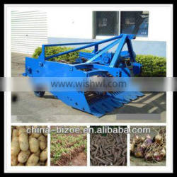 Hot selling in india /competitive price/later small invest cassava harvesting machine