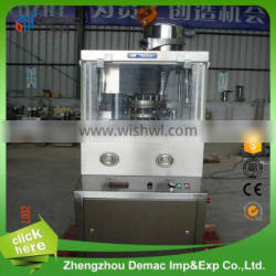Full stainless steel small tablet making machine