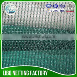 100% new HDPE wind protection net