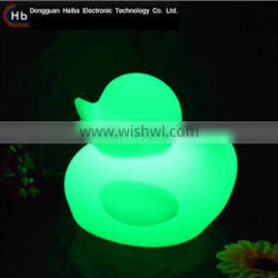 wireless Decorative multi color changing led light table decoration Chinese suppliers