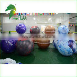 Discount ! Giant Balloon Inflatable Planet for Display Earth , Sun , Saturn Quality Choice