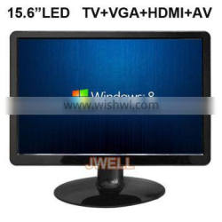 15.6 inch lcd monitor with av input