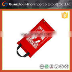 Environmental friendly fiberglass fire blanket price with roll