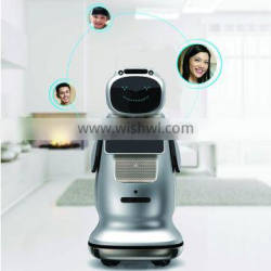 high-end home and public place service humanoid intelligent robot