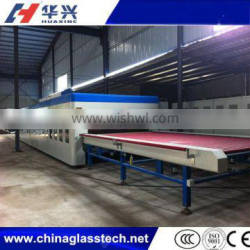 CE certified Save energy small glass bending furnace for sale