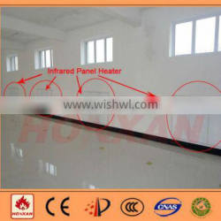 home heater carbon film radiant heating electric heater far infrared heating panel white heating panel carbon crystal heating