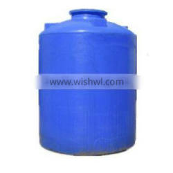Plastic water tank the raw materials for PE