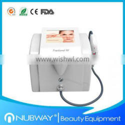 Hottest 2014!!!! microneedle rf co2 fractional laser wrinkles remove rf fractional