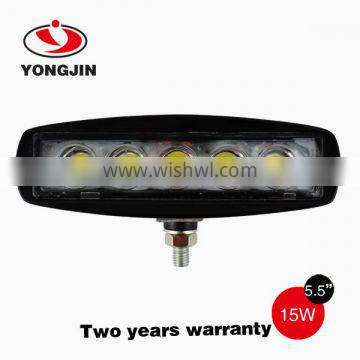 1050lm 15W super high power LED auto work lamp offroad driving light