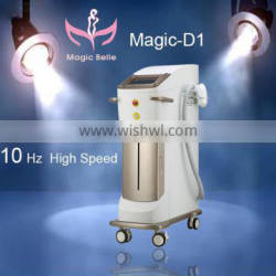 Professional Depilatory Laser!! Permanent Hair Removal Diode Laser Machine with Aiming Light