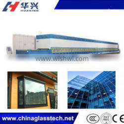 Tunnel Exhaust Fan Cr15Ni60 Heating Wire Glass Tempering Furnace