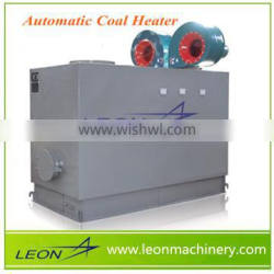 LEON series convenient and easy installation air heating stove