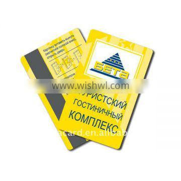 Factory High Quality membership magnetic stripe 1844