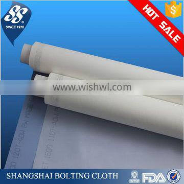43t 80micron white silk screen printing mesh
