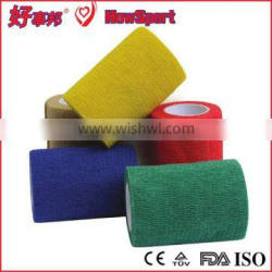 CE/FDA Approved Wholesale Waterproof Colored High Elastic Bandage