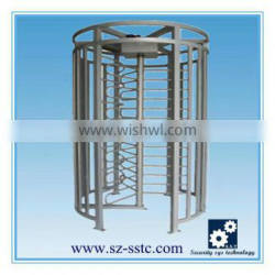 Ticket solution automatic full height turnstile gate