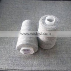 Factory wholesale 28NM/1 50/50 wool nylon blended yarn
