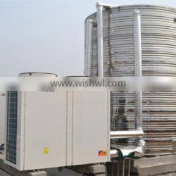 10-150kw energy saving ideas for hot water, Commecial heat pump heater