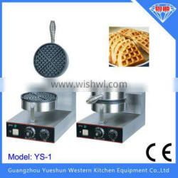 Factory wholesale commercial electric egg waffle machine