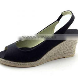 leather shoes for women women soft sole wedge shoes