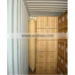 flexible inflating air dunnage bags for transportt
