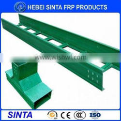 FRP cable tray for power cables/ High quality FRP Ladder Cable Tray