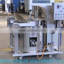 American style commercial automatic caramel popcorn machine for sale