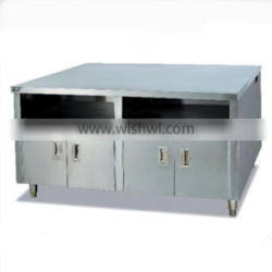 Best quality Commercial restaurant Center Island worker table on Sale