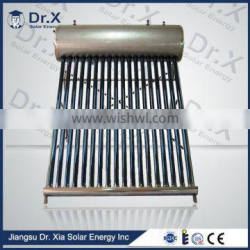 high quality integrated solar water heaters