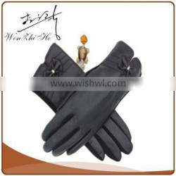 China PU Leather Hand Gloves For Driving