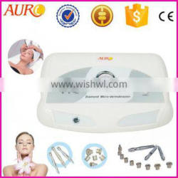 AU-3012 facial peeling machine diamond Microdermabrasion beauty salon machine