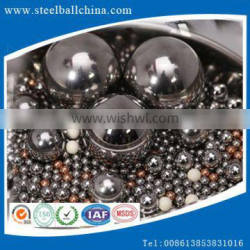 8.5mm 25.4mm metal solid ball 12.7mm carbon steel ball