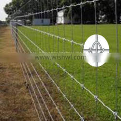 Export Oriented Factory Eco-friendly Low Price Fixed Knot Farm Fence