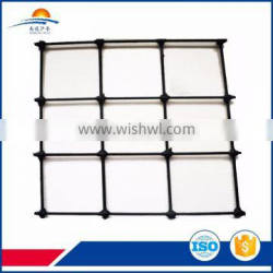 Glass fiber reinforced concrete roof mesh