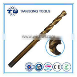 Fully ground high quality 23mm turbo max drill