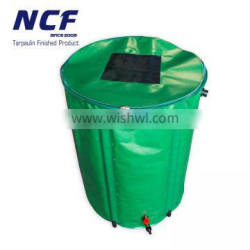 25 Gallon up to 291 Gallon Made In China Collapsible Water Storage Rain Barrel