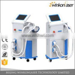 Hot selling CE approved 2000W effective ipl handpiece skin rejuvenation with big discout