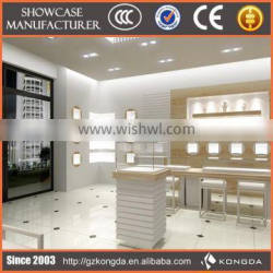 commercial Trade Show Booth jewelry exhibition display table