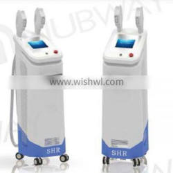 Best Permanent OPT SHR Hair Removal+SR And HR Laser Machine