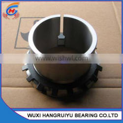stainless steel adapter sleeve with lock nut and device HE208 for Self-aligning ball bearing