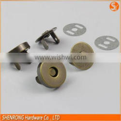Wholesale alibaba strong magnets for clothing, snap button magnets for purses