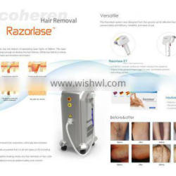 high quality laser hair removal machine from beijing sincoheren Monalisa
