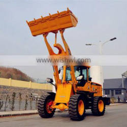2.2t small front end loader earth moving machine