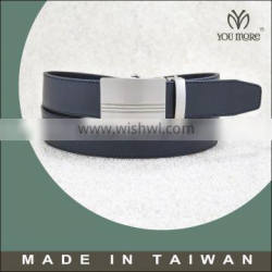 Professional belt factory wholesale man black Lebanon leather belt