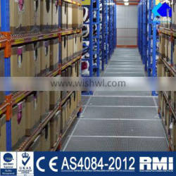 Convinent High Quality ISO9001 Certification Uprights Mezzanine