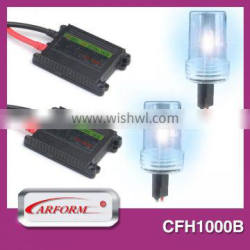 Modern new arrival xenon hid kit h7 75w sale with different color options