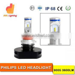 new 5S 20W philip car led headlight 9005 led headlight bulb for motorcycles