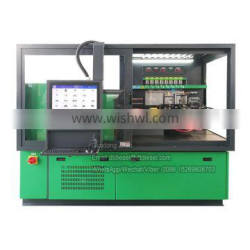 Electrical CR825 ALL function injection and common rail test bench with HEUI ,EUI EUP and QR coding