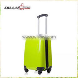 abs hard trolley luggage, travel luggage 18'' for girls