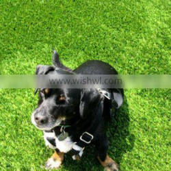 Super low maintenance artificial grass lawn prefect for your children and pet dogs